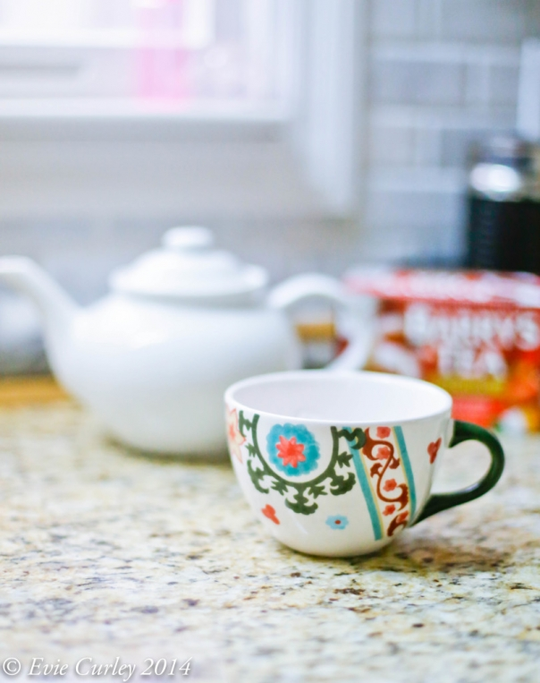 whimsical life cup of tea